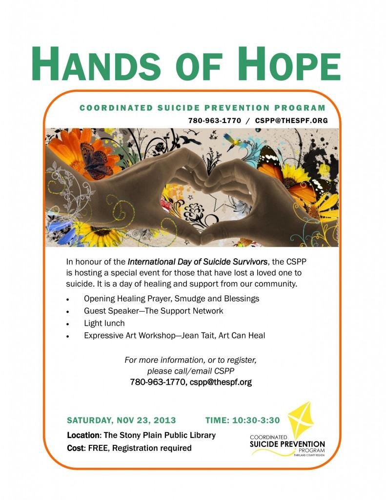 2013 Hands Of Hope