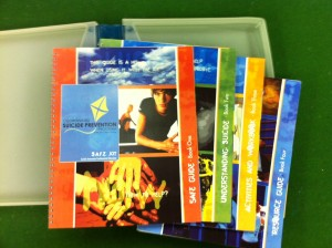 Suicide Awareness Fundamentals Education Kit